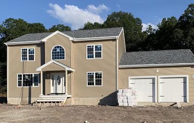 North Attleboro Single Family Home For Sale: Lot 7 Richard K Stevens Dr