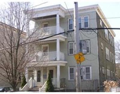 Boston Rental New: 293-295 Forest Hills Street #3