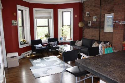 Boston Rental New: 431 Columbus Ave #5