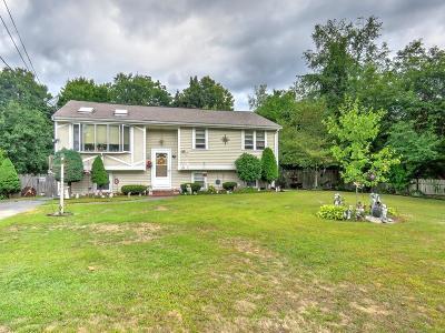 Brockton Single Family Home For Sale: 85 Hubbard Ave.