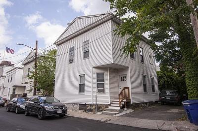 Boston Multi Family Home New: 32 Blaine St