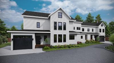 Newton Condo/Townhouse New: 15-13 Otis #15