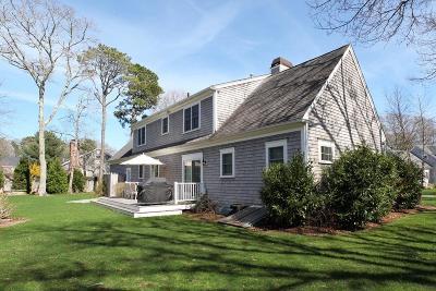 MA-Barnstable County Single Family Home New: 10 Barnard Road