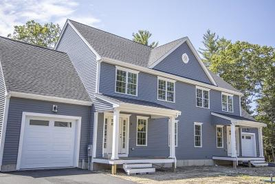 Middleboro MA Single Family Home New: $358,999