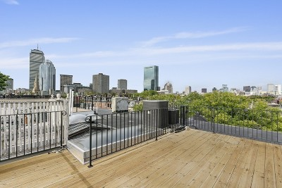 Boston Single Family Home New: 4 Rutland Sq