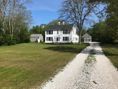MA-Barnstable County Single Family Home New: 16 New Boston Rd
