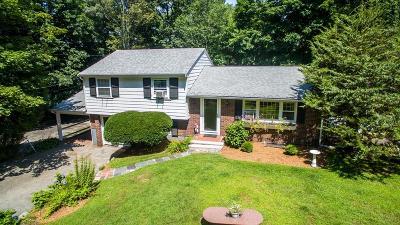 Milton Single Family Home New: 170 Atherton St