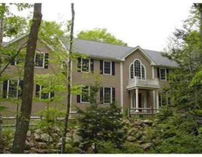 Manchester Single Family Home New: 14 Forest Lane