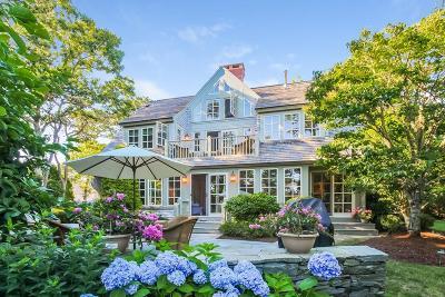 MA-Barnstable County Single Family Home New: 83 Pine Ridge Rd