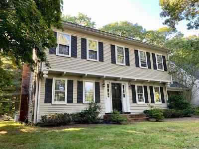 Scituate MA Single Family Home New: $749,000