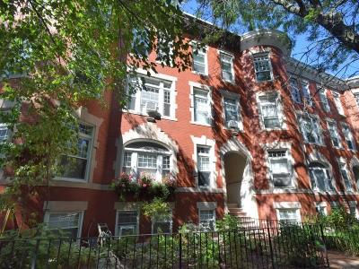 Brookline Condo/Townhouse New: 17 Strathmore Rd #1