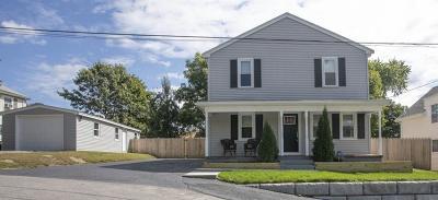 Taunton Single Family Home New: 4 Clarendon St