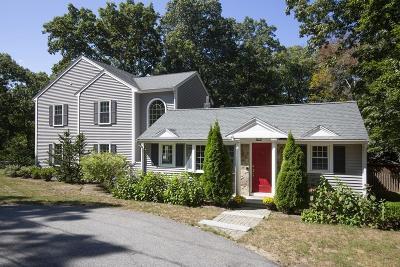Wayland Single Family Home New: 46 Cedar Crest Rd