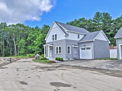 Foxboro Single Family Home New: 10 O'reilly Lane #Lot 8