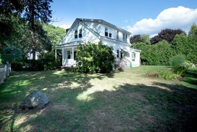 North Providence Single Family Home New: 725 Woodward Road