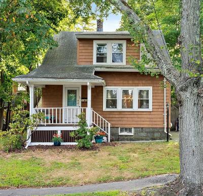 Braintree Single Family Home New: 58 Arthur St