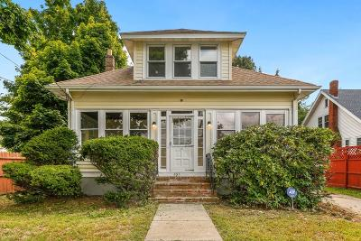 Quincy Single Family Home New: 351 E Squantum St