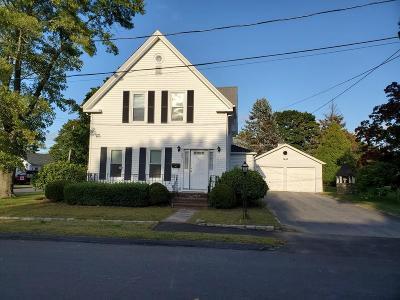 Franklin Single Family Home New: 31 Landry St