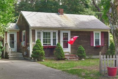 Abington Single Family Home Contingent: 88 Coleman Street