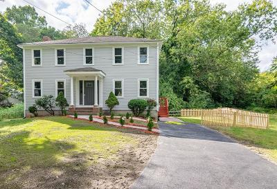 Weymouth Single Family Home New: 267 Middle St