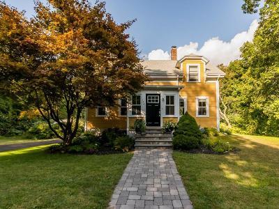 Natick Single Family Home New: 146 Union St