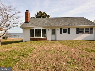 Westmoreland Shores Single Family Home For Sale: 500 Shore Drive