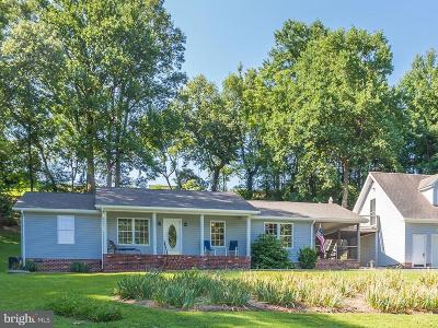 Montross Single Family Home For Sale: 45 Club Court