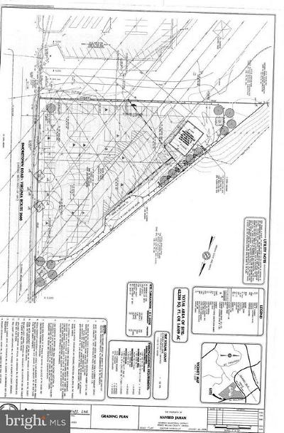 Prince William County Residential Lots & Land For Sale: 14004 Smoketown Road