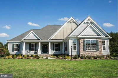 Bristow, Nokesville Single Family Home For Sale: Aden Rd. And Fleetwood Dr.