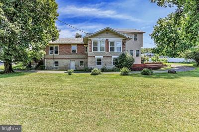 Newville Single Family Home For Sale: 102 Carlisle Road