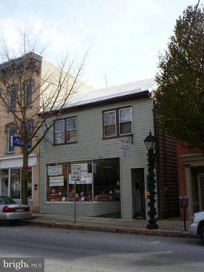 Shippensburg Commercial For Sale: 62 King Street
