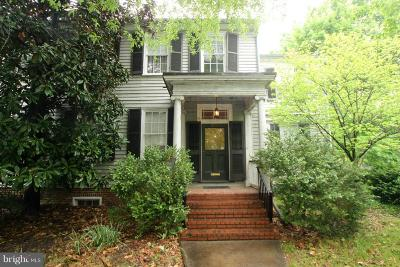 Fredericksburg Townhouse For Sale: 407 Hanover Street