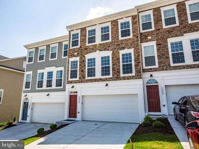 Fredericksburg Townhouse For Sale: 1216 Ramble Drive