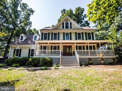 Fredericksburg Single Family Home For Sale: 110 Poplar Drive