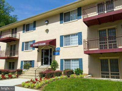 Suitland Rental For Rent: 2316 Brooks Drive #VARIES