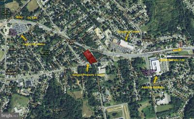 Capitol Heights Residential Lots & Land For Sale: 6172 Central Avenue