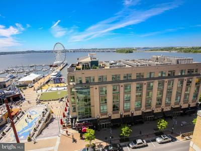 Prince Georges County Condo For Sale: 147 Waterfront Street #301