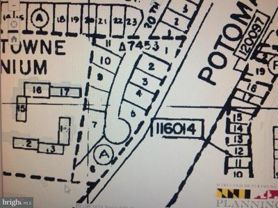 Hyattsville Residential Lots & Land For Sale: 20th Avenue