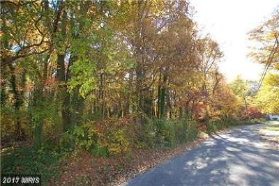Bowie Residential Lots & Land For Sale: 7009 Cedar Road