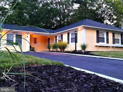 Bowie Single Family Home For Sale: 12505 Starlight Lane