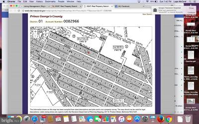 Beltsville Residential Lots & Land For Sale: Lots 10, 11 Rinard Avenue