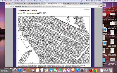Beltsville Residential Lots & Land For Sale: Lots 28, 29 Rinard Avenue