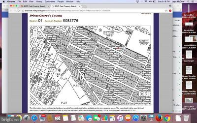 Beltsville Residential Lots & Land For Sale: Lots 6, 7 Rinard Avenue