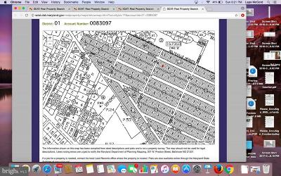 Beltsville Residential Lots & Land For Sale: Lots 50-52 Rinard Avenue