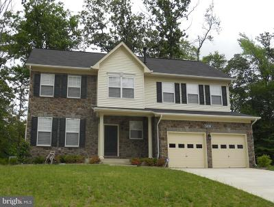Aquasco Single Family Home For Sale: 15501 Hidden Meadow Court