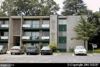 Hyattsville Townhouse Under Contract: 9280 Adelphi Road #103
