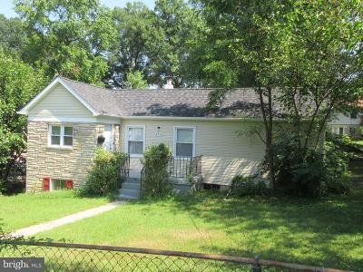 Riverdale Single Family Home For Sale: 5714 Somerset Road