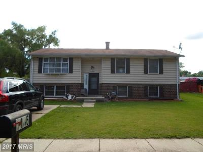 Hyattsville Single Family Home For Sale: 7106 W Park Drive