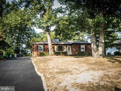 Adelphi Single Family Home For Sale: 10126 Riggs Road