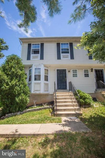 Fairmount Heights Townhouse Active Under Contract: 6028 Jefferson Heights Drive